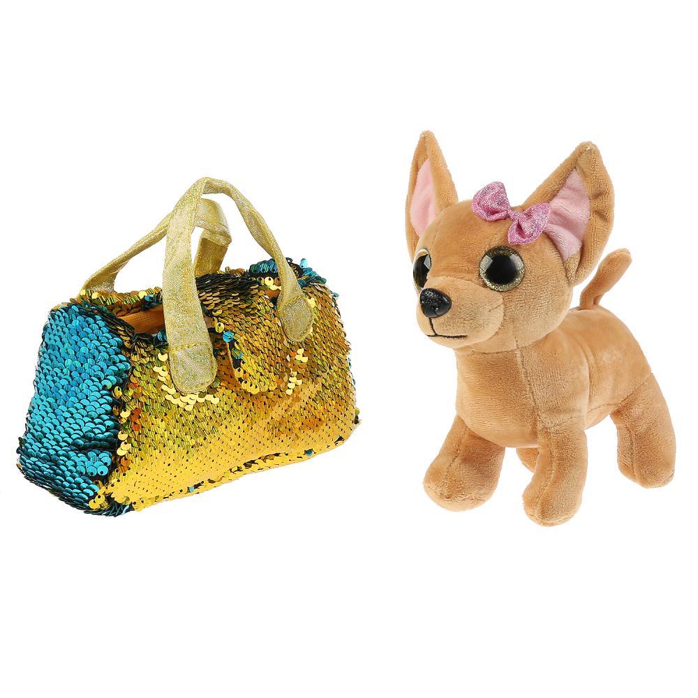 мой питомец игрушка собачка