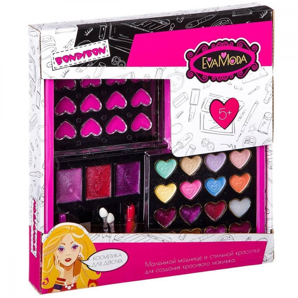 Купить набор декоративной косметики для девочки eji exclusive косметика купить